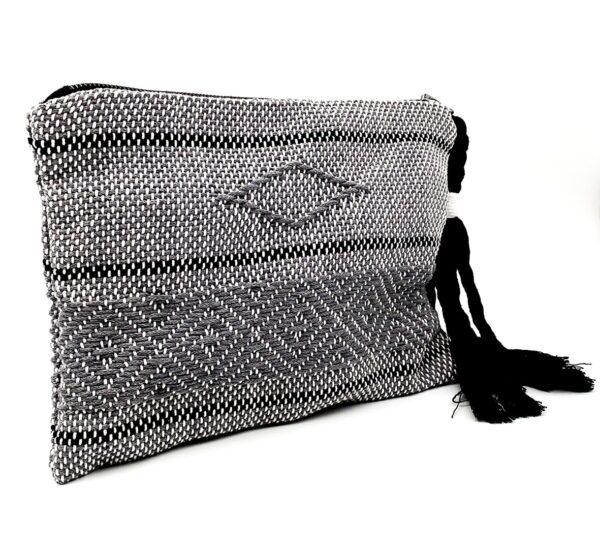 Riza Handbag-Lgrey-1