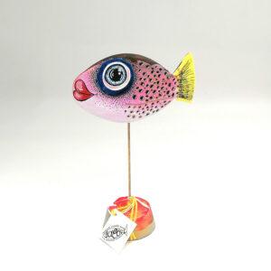 Pink fish To Psaroni