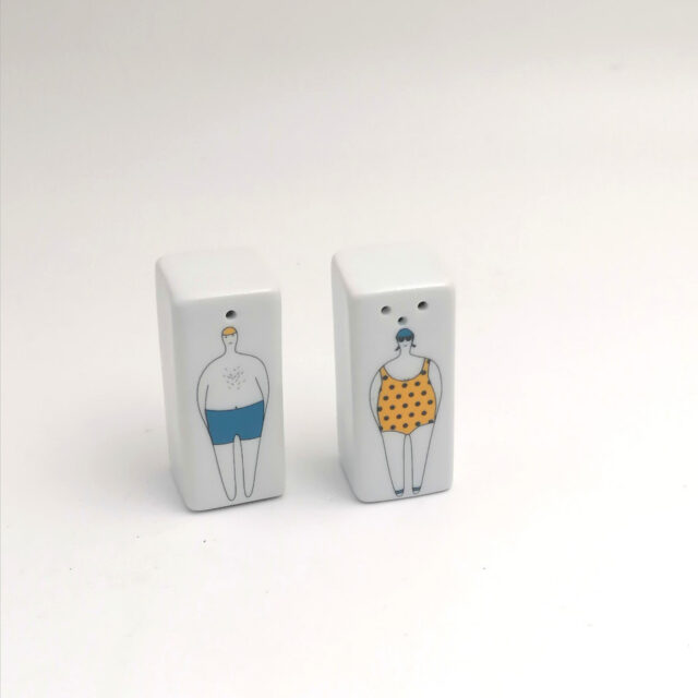 swimmers salt & pepper