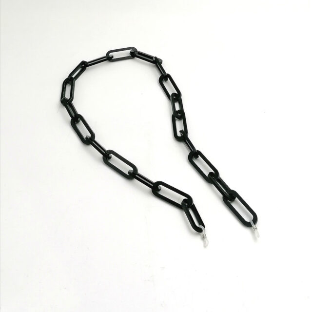Sunglasses chain plexiglass
