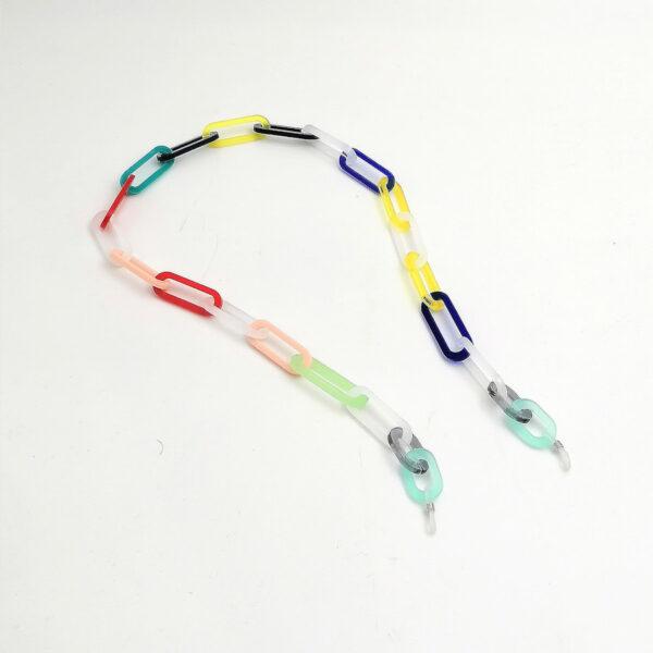 Sunglasses chain plexiglass