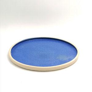 ceramic plate handamade