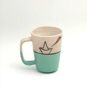 mug ceramics handamade