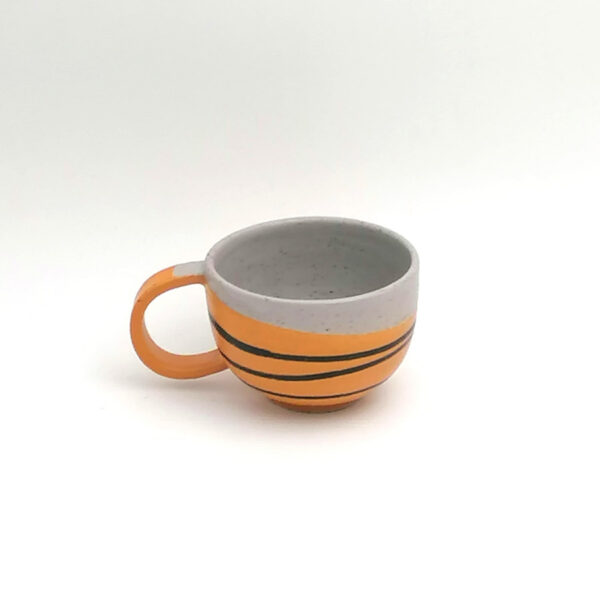 Double Esprresso Set Ceramics Handmade